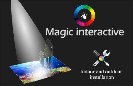 magic interactive-new product - demokala